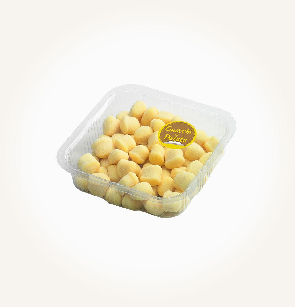 gnocchi di solo patate e acqua take away pataro