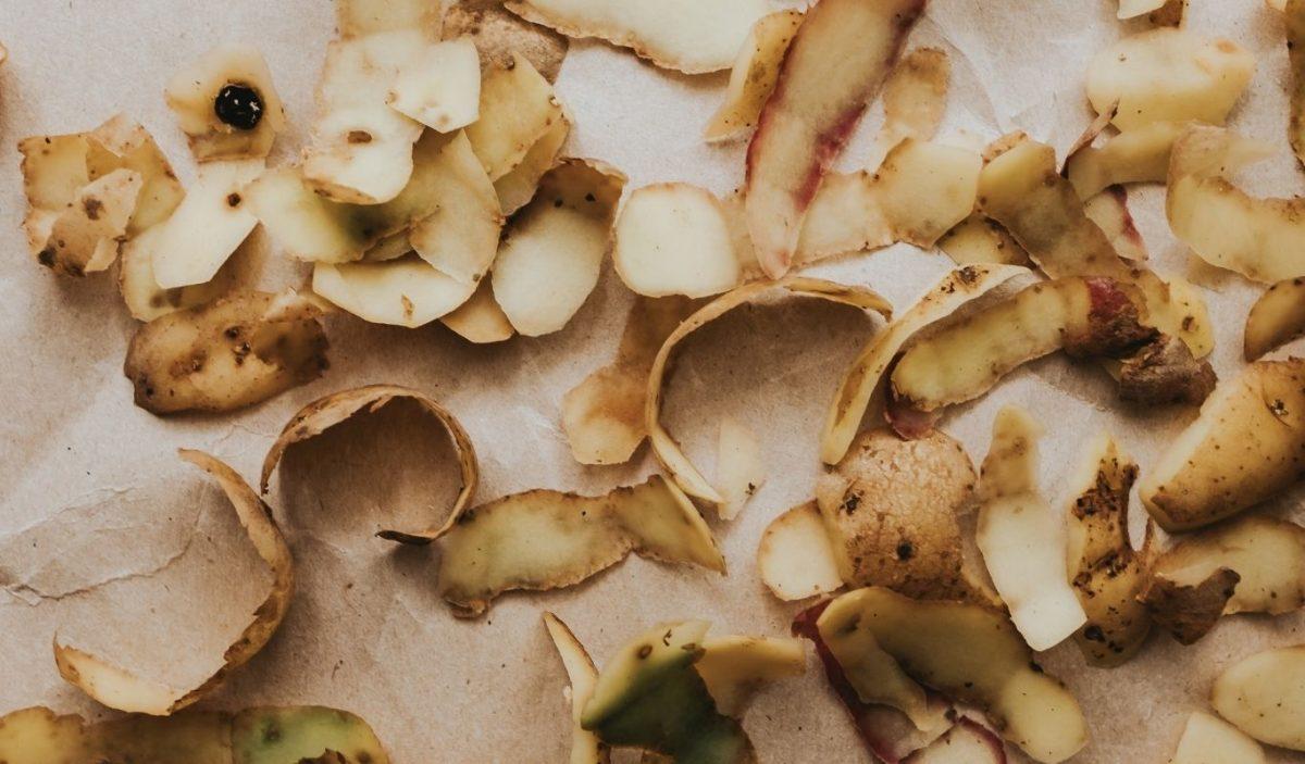 buccia di patata