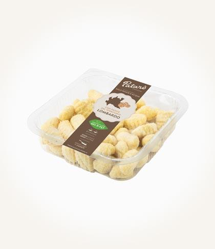 Gnocchi di patate lombarde